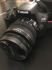 CANON REBEL EOS REBEL T6 DIGITAL DSLR CAMERA WIFI (includes Polaroid kit) bundle