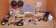 Volvo 240 SE 2.4 4cyl Stainless T3T4 Turbo Charger Kit