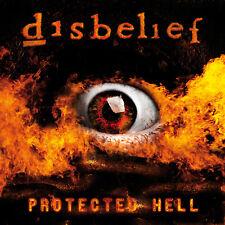 DISBELIEF - Protected Hell - Digipak-CD+DVD - 205614