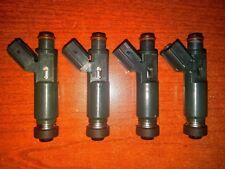 USA Reman Fuel Injector SET (4) OEM Toyota Corolla Prizm 1.8l 23250-22010