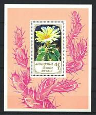 (012672) Flowers, Cactus, Mongolia