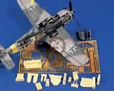 Verlinden 1/48 Focke-Wulf Fw 190 A-8 Super Detail Set (for Dragon/DML kit) 438