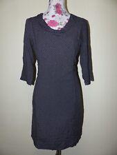 Neues Elegantes Zero Essentials Damen Kleid Gr.36 Schwarz/Braun NEU/OVP