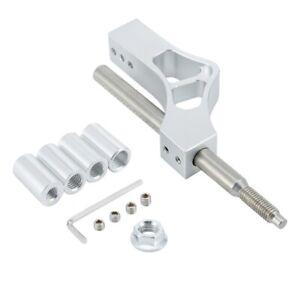 Universal Aluminum Shift Knob Extension Adjustable Gear Shifter Extender