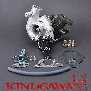 Kinugawa Upgrade Billet Turbocharger 4M40T Pajero Triton TF035HM-15T 49135-03110