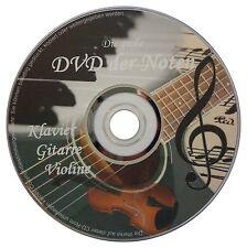 1770 ebooks NOTEN für Klavier Gitarre Violine Piano Geige DVD ebook SAMMLUNG neu