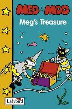 Meg's Treasure (Meg and Mog Books),Helen Nicoll