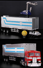 Transformers Optimus Prime MPP10 WEIJIANG Trailer OP Robot For Children Toys
