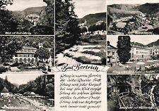 Bad Bertrich: So lang in unsrem Bertrich ..., Echtfoto-AK 1963