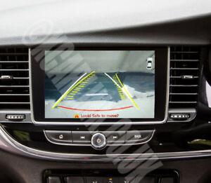 "Vauxhall/Opel Mokka Astra K 7"" R4 No Nav Intellilink Rear Camera Video Interface"