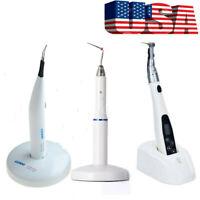 US Dental Obturation System Endo Heated Pen/ 16:1 Endo Motor/ Tooth Gum Cutter