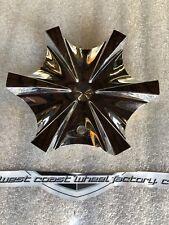Arelli Piranha Chrome Wheel RIM Replacement Cover Cap Part# 102-102-C