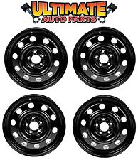 Wheels (Set of 4) Steel 17x7.5 for 06-11 Ford Crown Vic