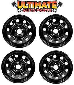 """Wheel Rim (Set of 4) Steel 17"""" for 06-11 Ford Crown Vic Victoria"""