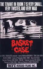 BASKET CASE Movie POSTER 27x40 C Kevin VanHentenryck Terri Susan Smith Beverly