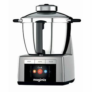 Magimix Cook Expert Matt Chrome