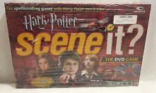 2005 Harry Potter Scene It? The DVD Board Game Complete Game Pieces Complete