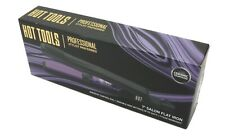 "🔥NEW! HOT TOOLS Professional 1"" Salon Flat Iron Ceramic Tourmaline Model 1188🔥"