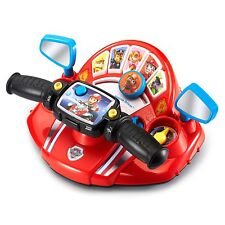 Paw Patrol Rescue Driver  VTech Pups Kids Toddler Toy Play Driving Ryder ATV New