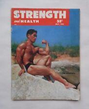 July Men's Health Health & Fitness Magazines