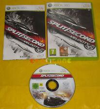 SPLIT/SECOND VELOCITY XBOX 360 Versione Italiana Split Second »»»»» COMPLETO