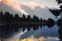 CHAMONIX - MONT-BLANC - Coucher de soleil