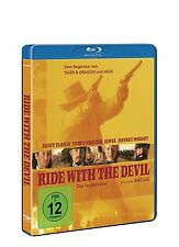 Ride With the Devil (1999) BLU-RAY Import BRAND NEW - USA Compatible