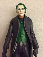 Joker figure  Dark Knight Heath ledger batman 15cm
