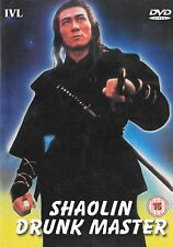 Shaolin Drunk Master - NUEVO (Artes Marciales) DVD