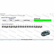 ABS-ESP Long Code Calculator Helper