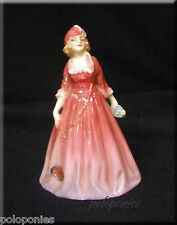 ROYAL DOULTON Rosamund Figurine M33 - Retired 1945 - Miniature Series