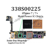 2 x 338S00225 iPhone 7 & iPhone 7 Plus Power Management IC Fix Dead Overheating