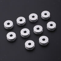 10Pcs Metal Sewing Machine Bobbins for Tailor Dressmaker Sewing Accessories