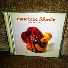 The Essential by Concrete Blonde (CD, Mar-2005)