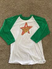 True Vintage 1979 iron-on Super Dad Dc Comics Raglan Tshirt Xl Father's Day