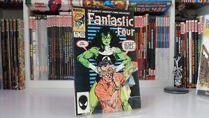 Marvel Fantastic Four #275 1985