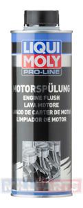 Liqui Moly Pro-Line Engine Flush 500ml Cleans Engines Internally Oil Flushing