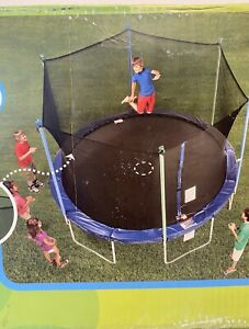 12ft Replacement Round Trampoline Net Jumping Enclosure Kids Jump Zone Safety