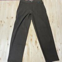 Ri:Kors By Dazo Men's Brown Polyester Chino Pants size 38 NWT