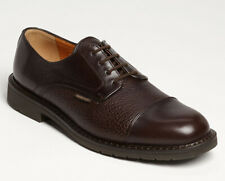 Mephisto Melchior Oxford in Dk Brown Smooth/Grain Leather - size 8 - was $415