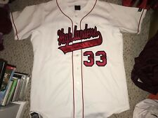Wilson Radford Highlanders Baseball #33 Button Up Game Worn Jersey Size 48