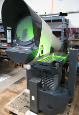 Ogp Optical Gaging Products 20 Screen Comparator With 2 Axis Powerfeed Excellent
