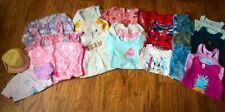 Girls Mixed Clothing & Accessory Lot, Size 7/8