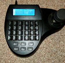 Bolide BE-KB02 3-Axis Joystick Controller 4 Surveillance Security Systems TESTED