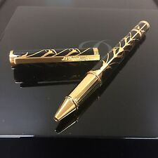 Dupont - Neoclassique American Art Deco Large Rollerball Pen, MSRP $2.200