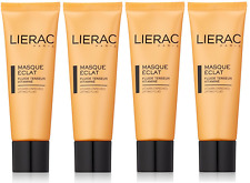 Lierac Radiance Mask Vitamin-Enriched Lifting Fluid, 1.7 Oz (4 Pack)