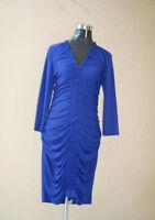 Kenneth Cole New York NWT Womens Purple Dress Medium