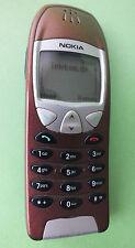 Nokia 6210 SCIROCCO Bronzo condizione originale telefono automobile cellulare MADE IN GERMANY