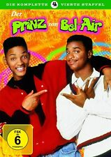 Der Prinz von Bel-Air Die komplette vierte Staffel (4 DVDs) * NEU OVP