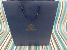 Dur Papier Sac Cadeau Henri Lloyd bleu marine 42x35cm/L Shoppers Transporteur boutique sacs notag